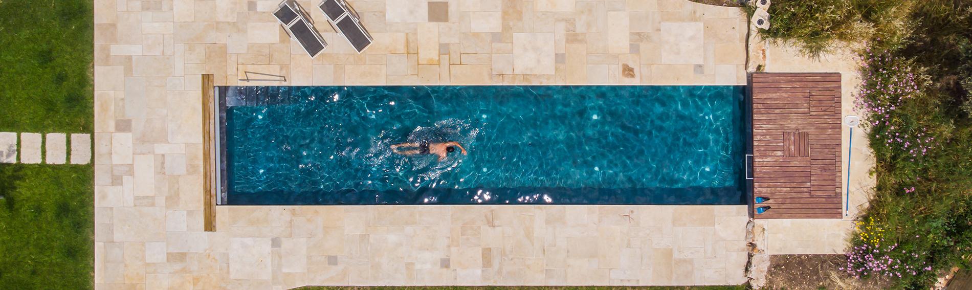 כמובטבע - בריכות שחייה טבעיות
